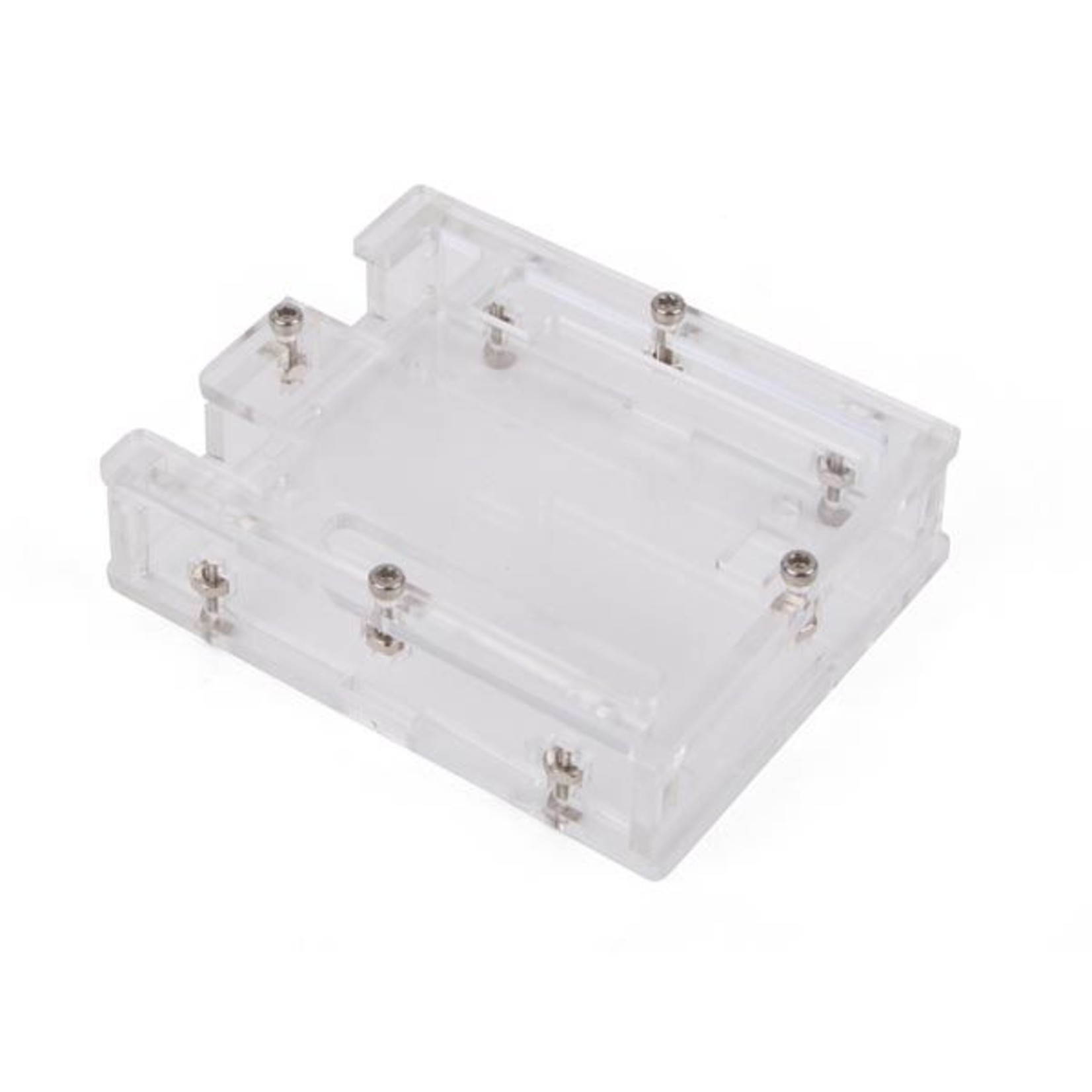 Velleman Transparante behuizing voor ARDUINO® UNO R3