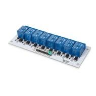 Velleman 8-kanaals relaismodule