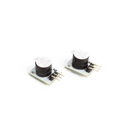 Velleman Module buzzer d'action compatible ARDUINO® (2 pcs.)