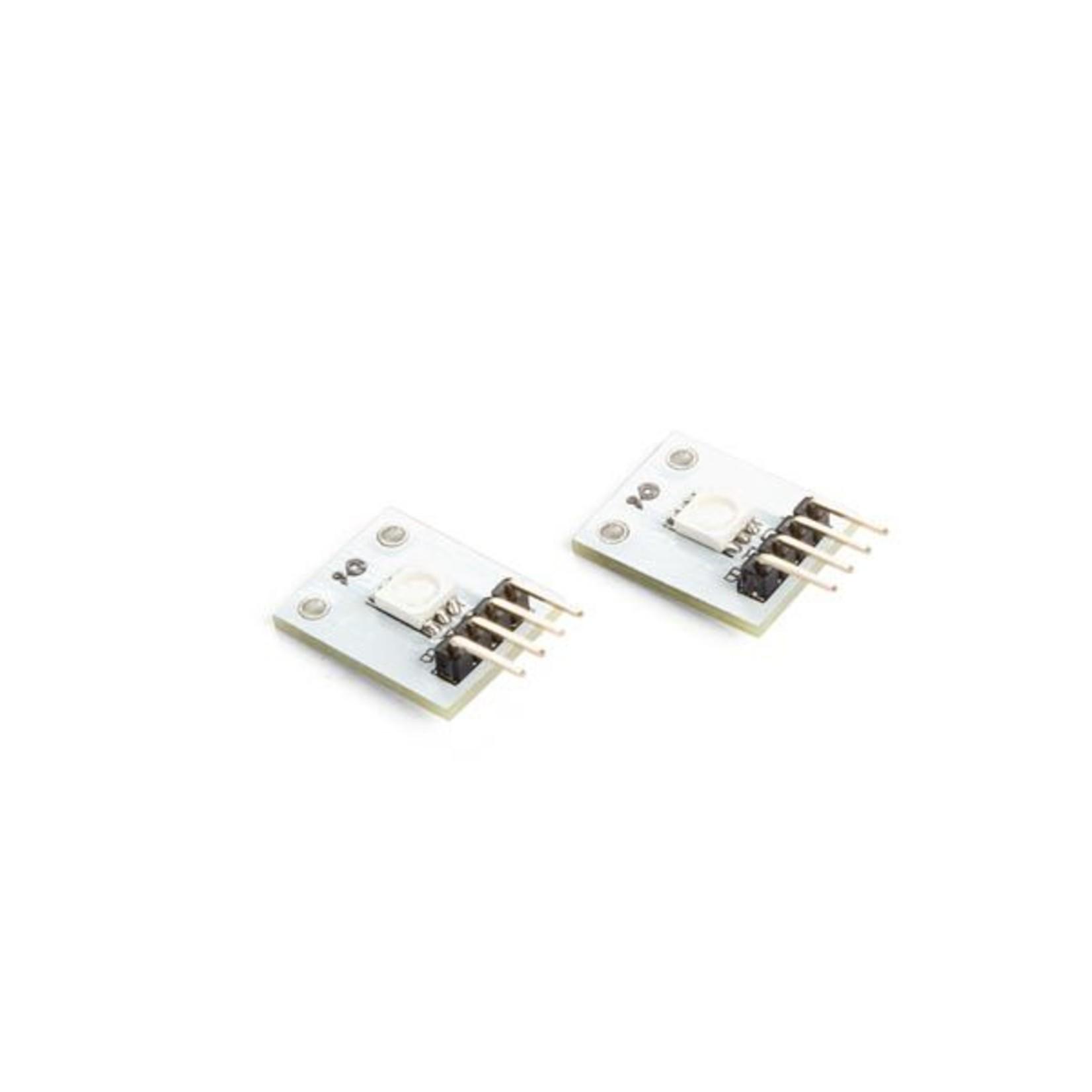 Velleman ARDUINO® compatible RGB SMD LED module 3 COLORS (2 pcs.)