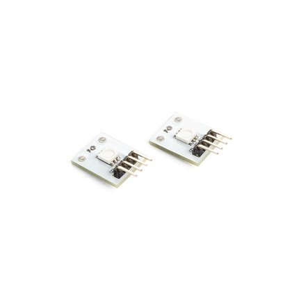 Velleman Module LED RGB SMD compatible ARDUINO® 3 COULEURS (2 pcs.)