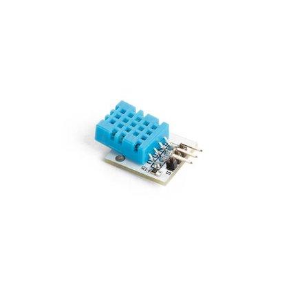 Velleman Capteur numérique de température et d'humidité DHT11 pour ARDUINO®