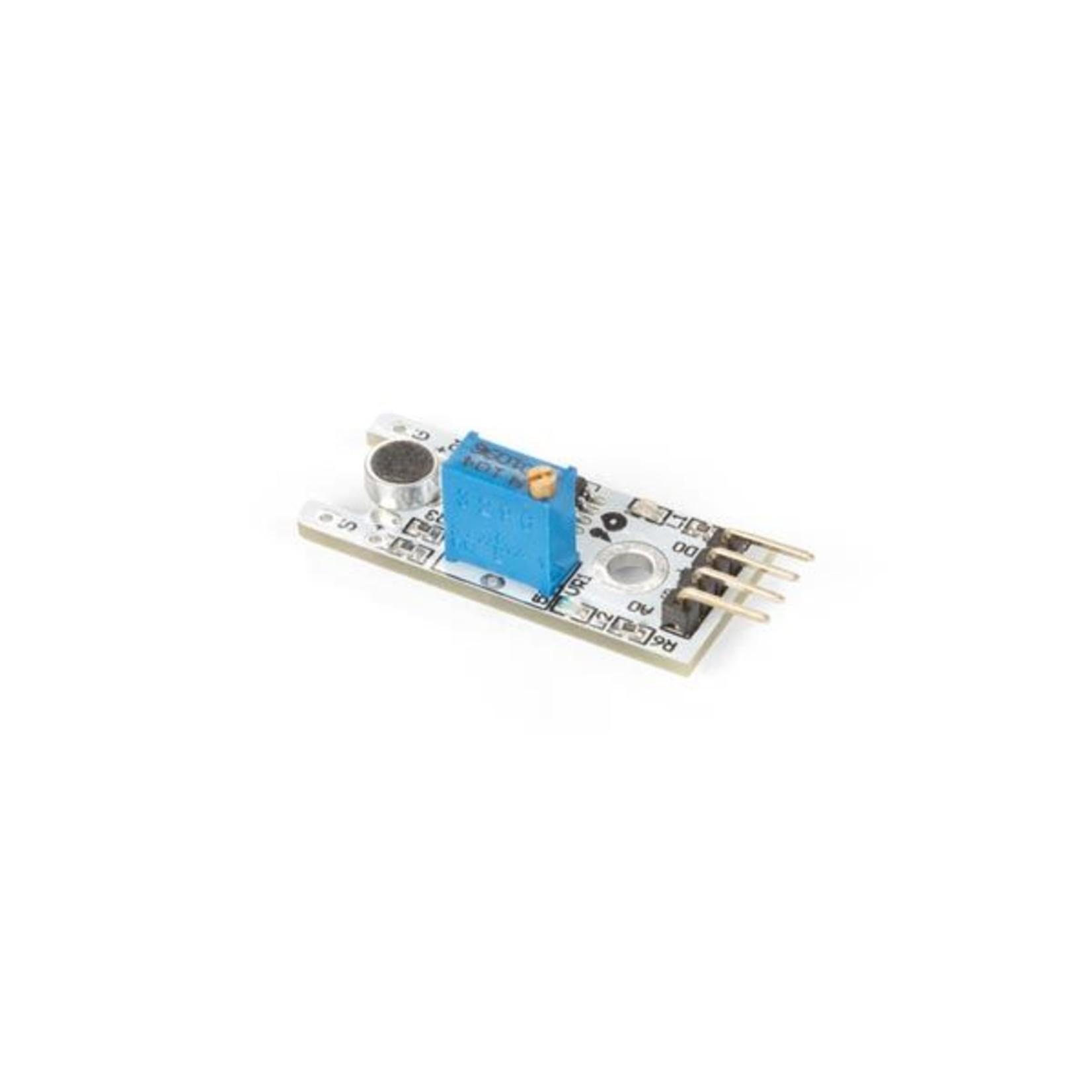 Velleman ARDUINO® compatibele microfoon geluidssensor
