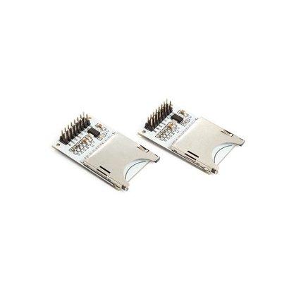 Velleman Blindage de carte SD pour ARDUINO® (2 pcs.)