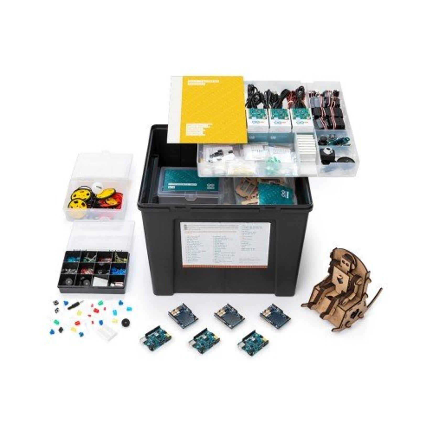 ARDUINO ARDUINO CTC 101 - modular STEAM projects - Self Learning
