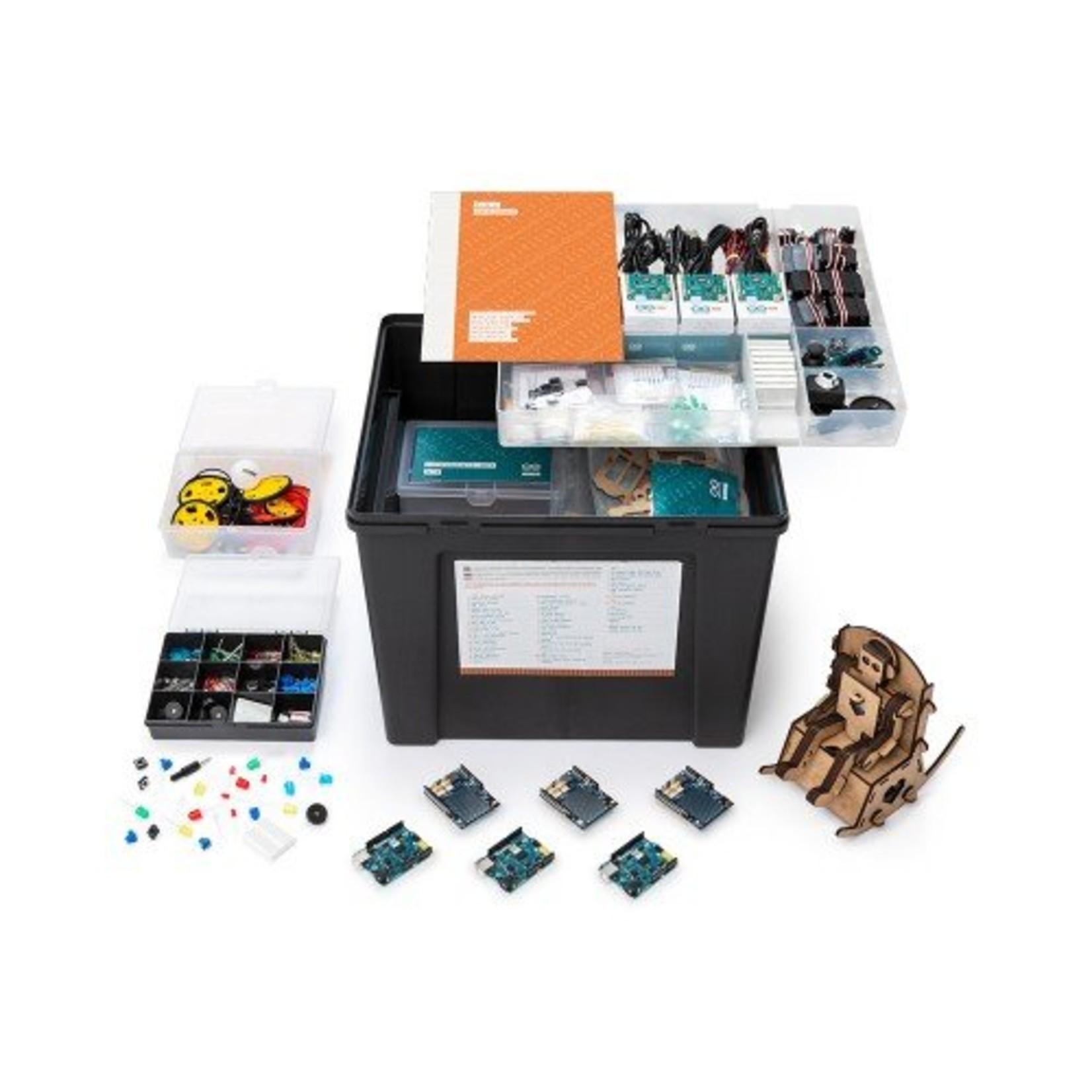 ARDUINO ARDUINO CTC 101 - modular STEAM projects - FulL