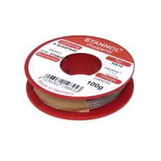 Stannol Soldering wire HS10 60/40 0.6mm 100gr