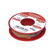 Stannol Soldering wire HS10 60/40 0.8mm 100gr