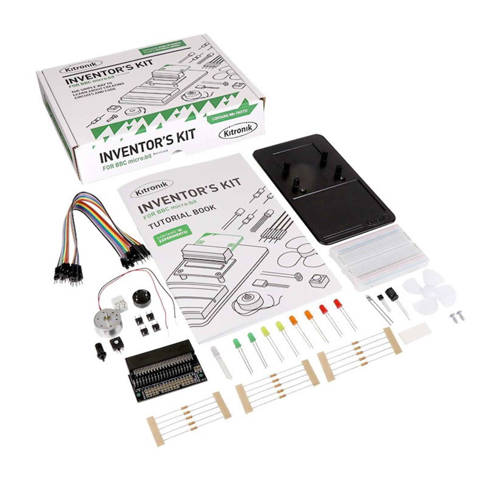 Kitronik Uitvinderskit voor BBC Micro:bit