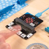Kitronik touch:bit touch sensor board for micro:bit