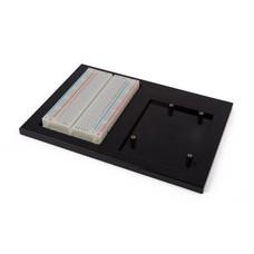 Velleman Projecthouder voor Arduino UNO + breadboard