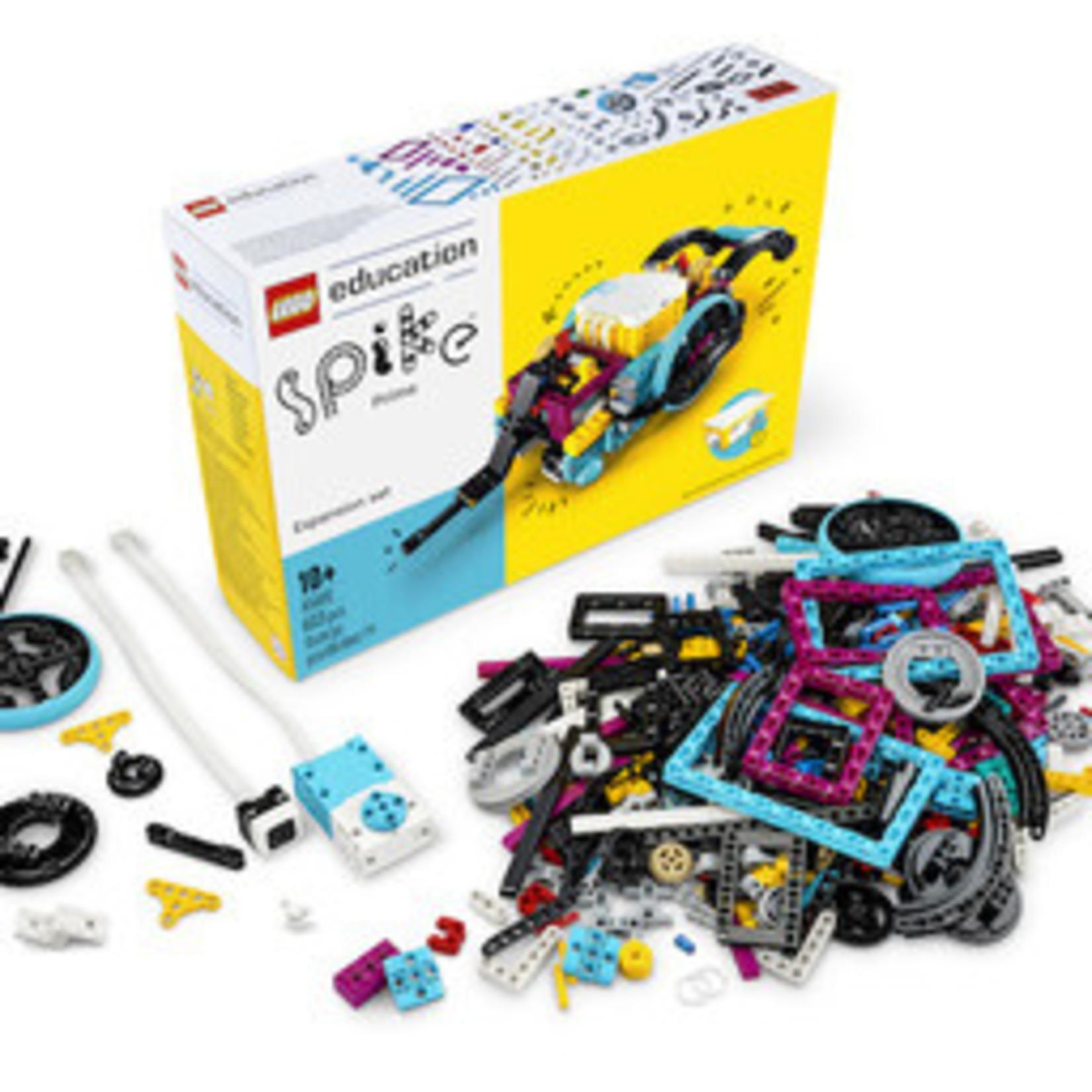 LEGO® Education SPIKE™ Prime Uitbreidingsset