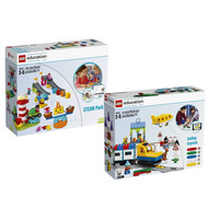 LEGO Education Programmeertrein + STEAM Park