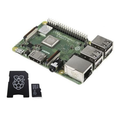 Raspberry Pi Raspberry Pi 3 Model B+ inclusief NOOBS