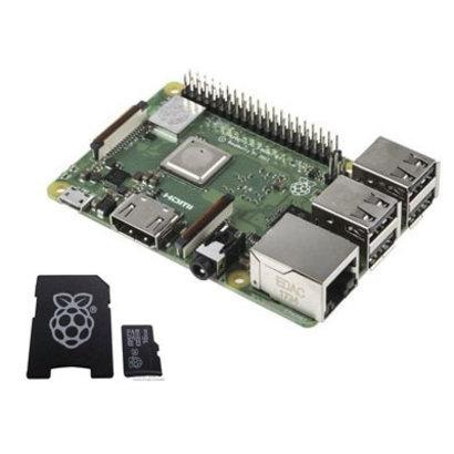 Raspberry Pi Raspberry Pi 3 Model B+ with NOOBS