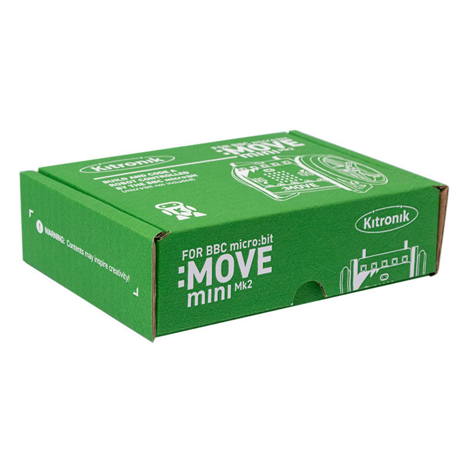 Kitronik :MOVE mini MK2 (excl micro:bit)
