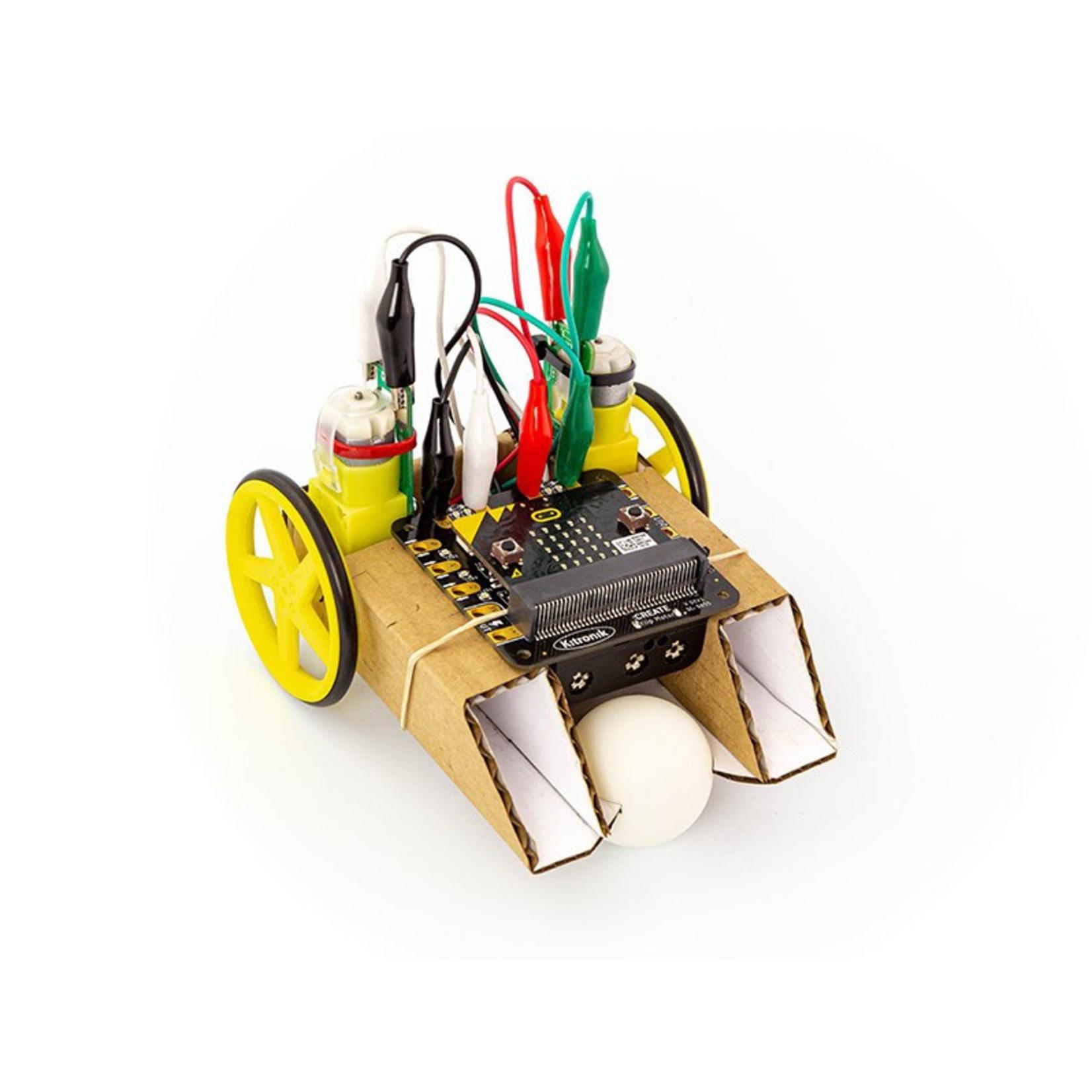 Kitronik Simple Robotics Kit