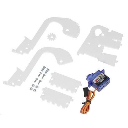 Kitronik BullDozer add on for :MOVE mini Mk2