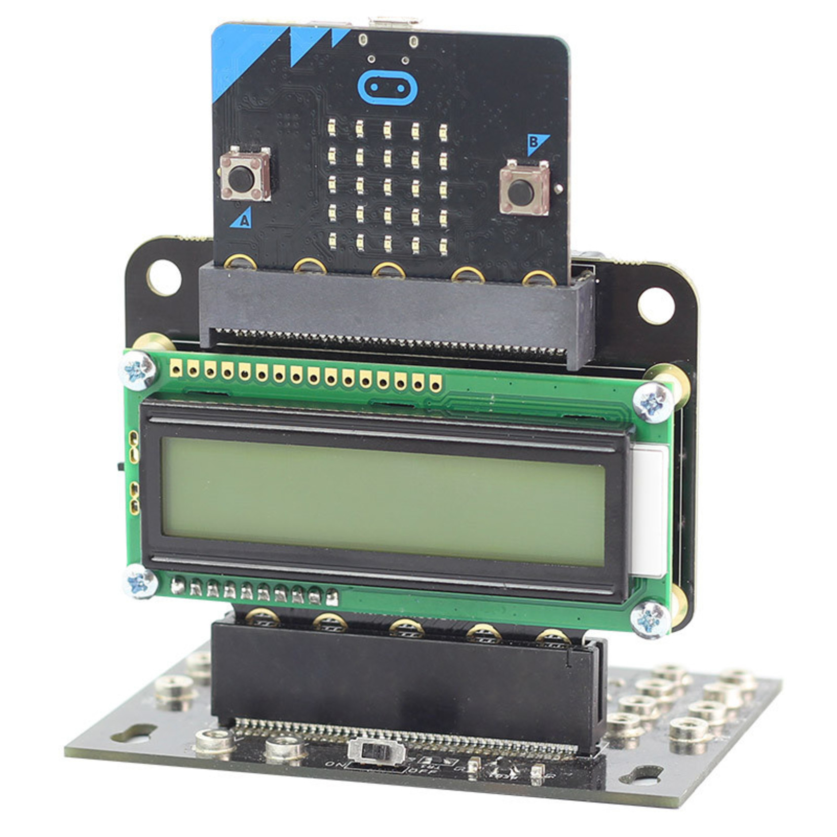 Kitronik :VIEW text32 LCD Screen for the BBC micro bit