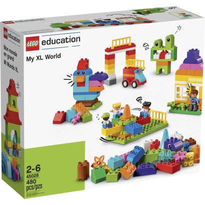LEGO Education Mijn XL Wereld