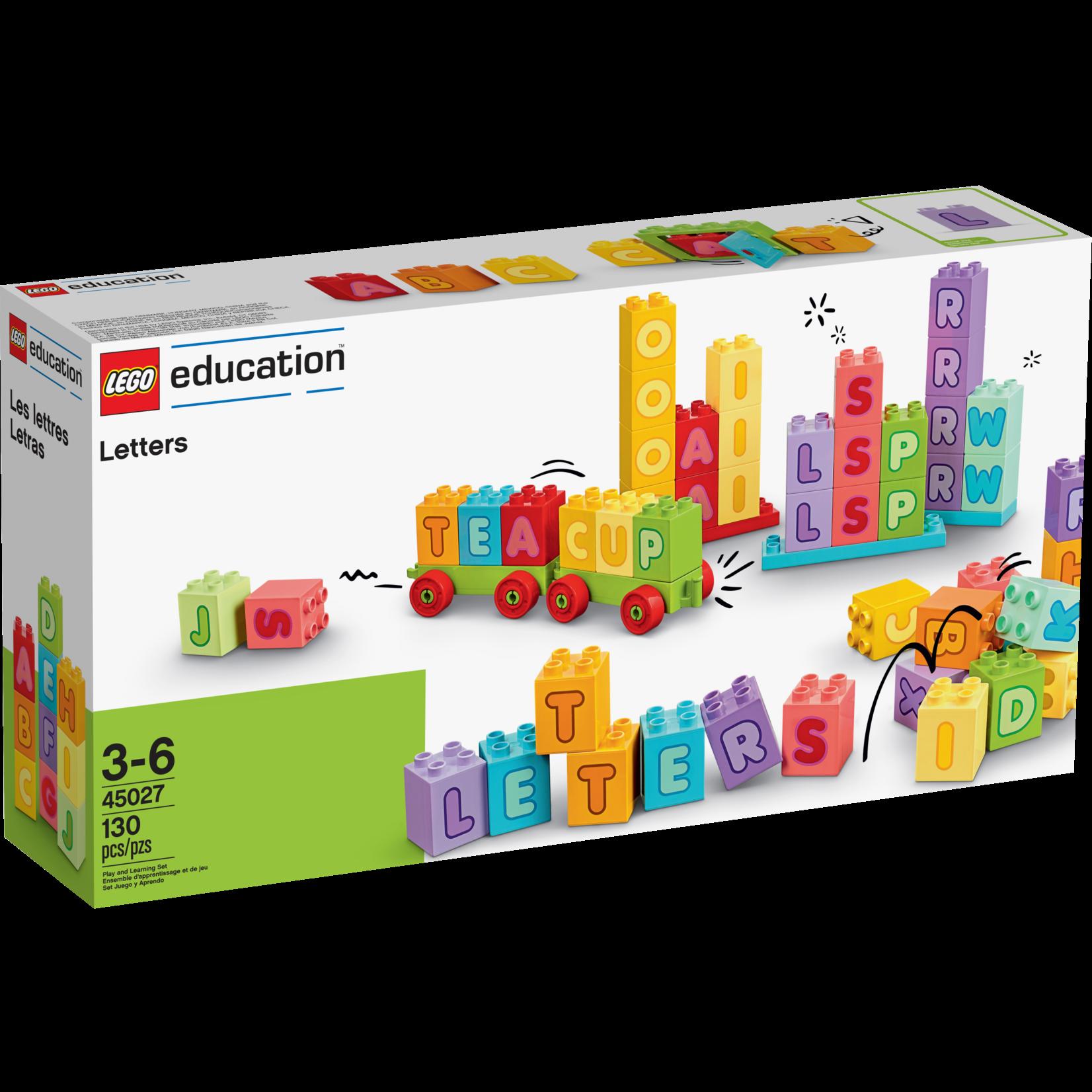 LEGO® Education Lettres