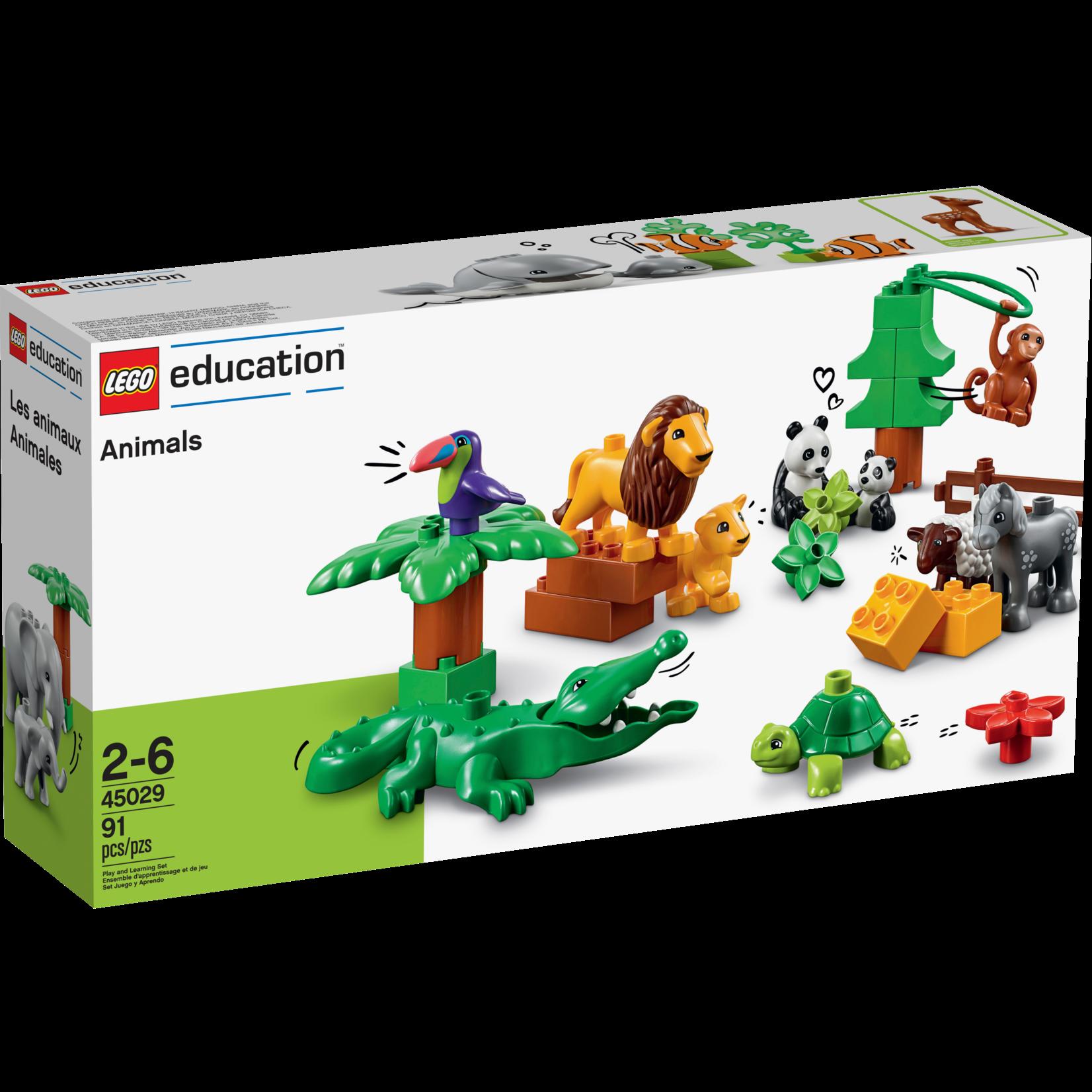 LEGO® Education Les animaux