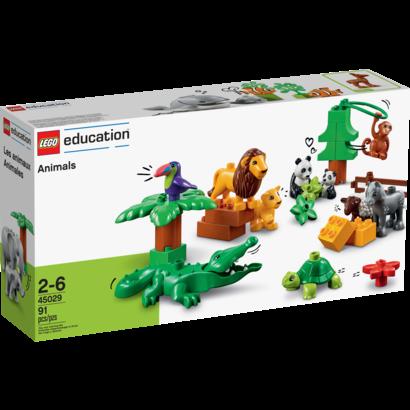 LEGO Education Les animaux