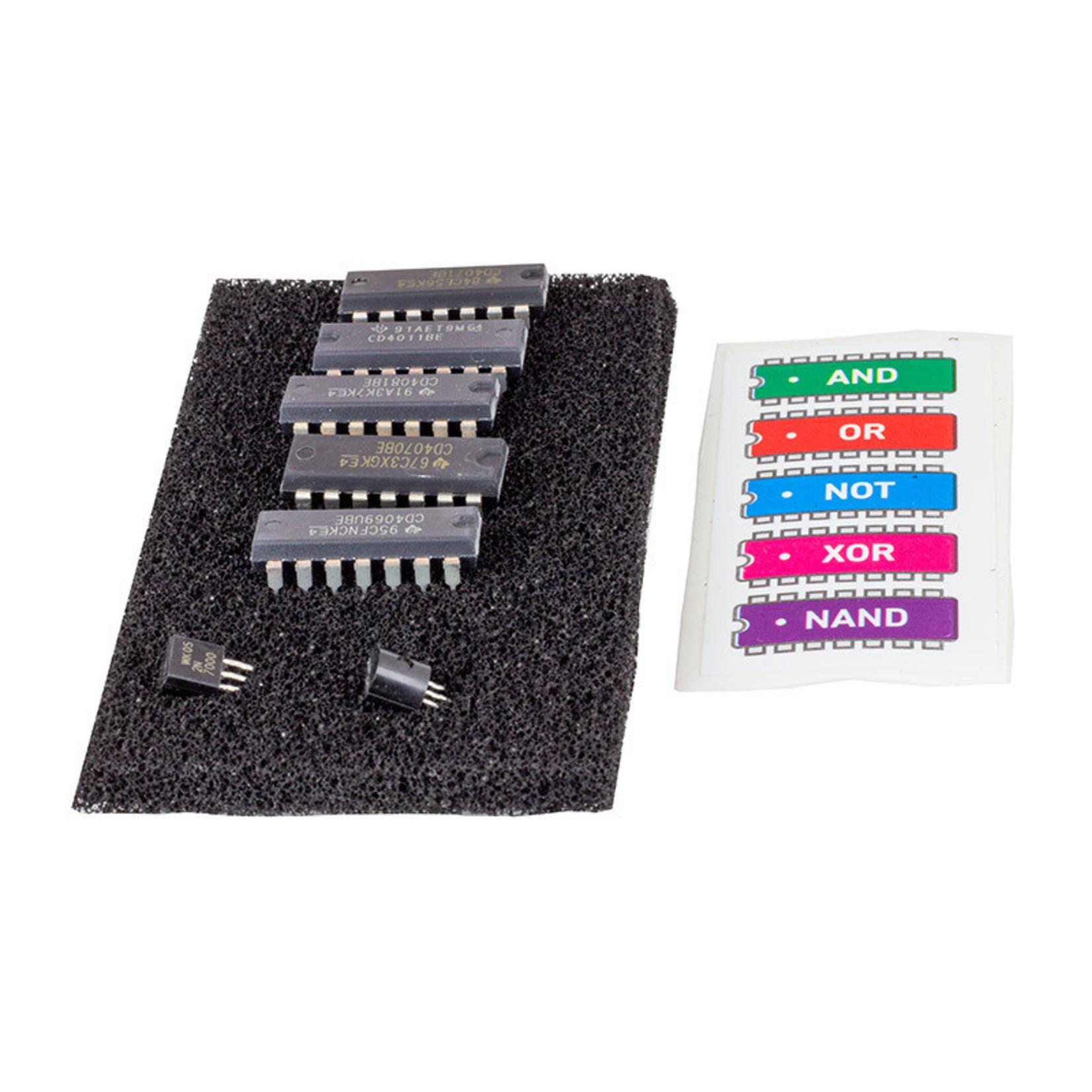 Kitronik Digital Logic Pack for Kitronik Inventor's Kit