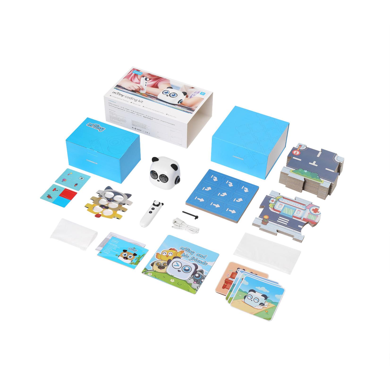 makeblock mTiny Genius Kit