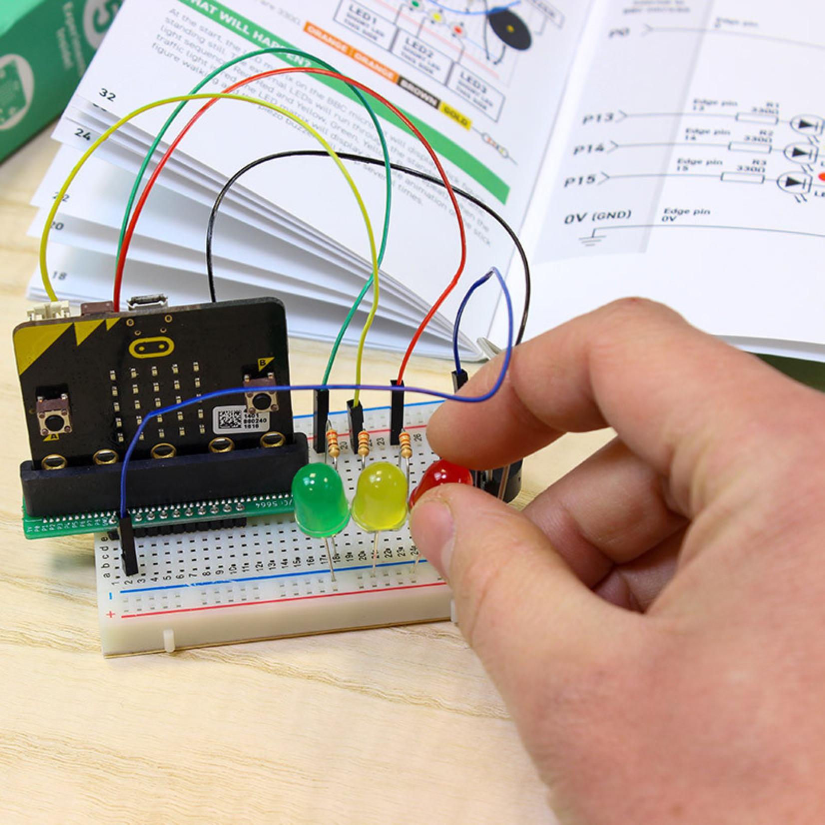Kitronik Kitronik Discovery Kit for the BBC micro:bit