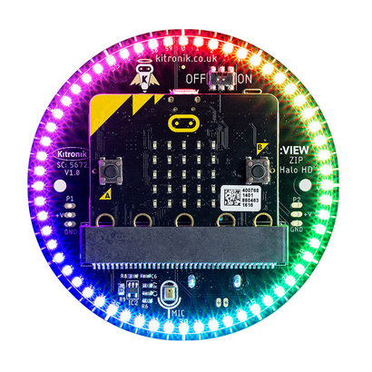 Kitronik Kitronik ZIP Halo HD for the BBC micro:bit