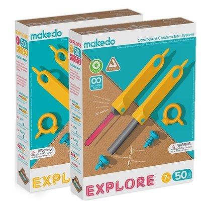 makedo Exploration 4+