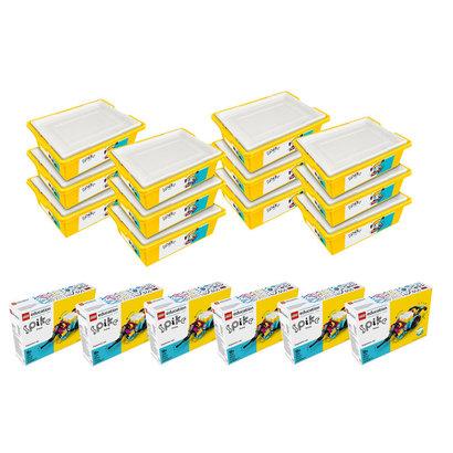 LEGO® Education SPIKE™ Prime pack pédagogique pour 24 étudiants