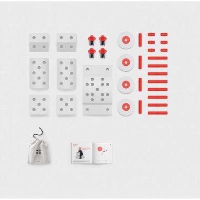 MODU Dreamer kit rood