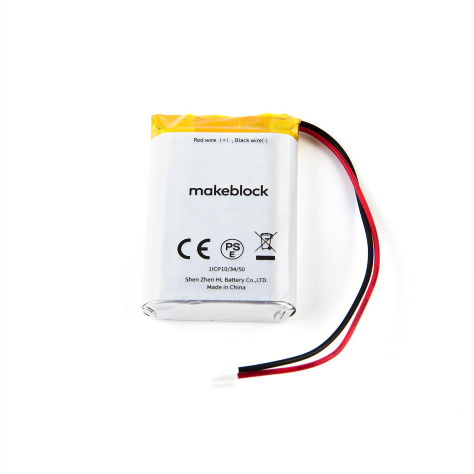 makeblock mBot Li-polymer Battery