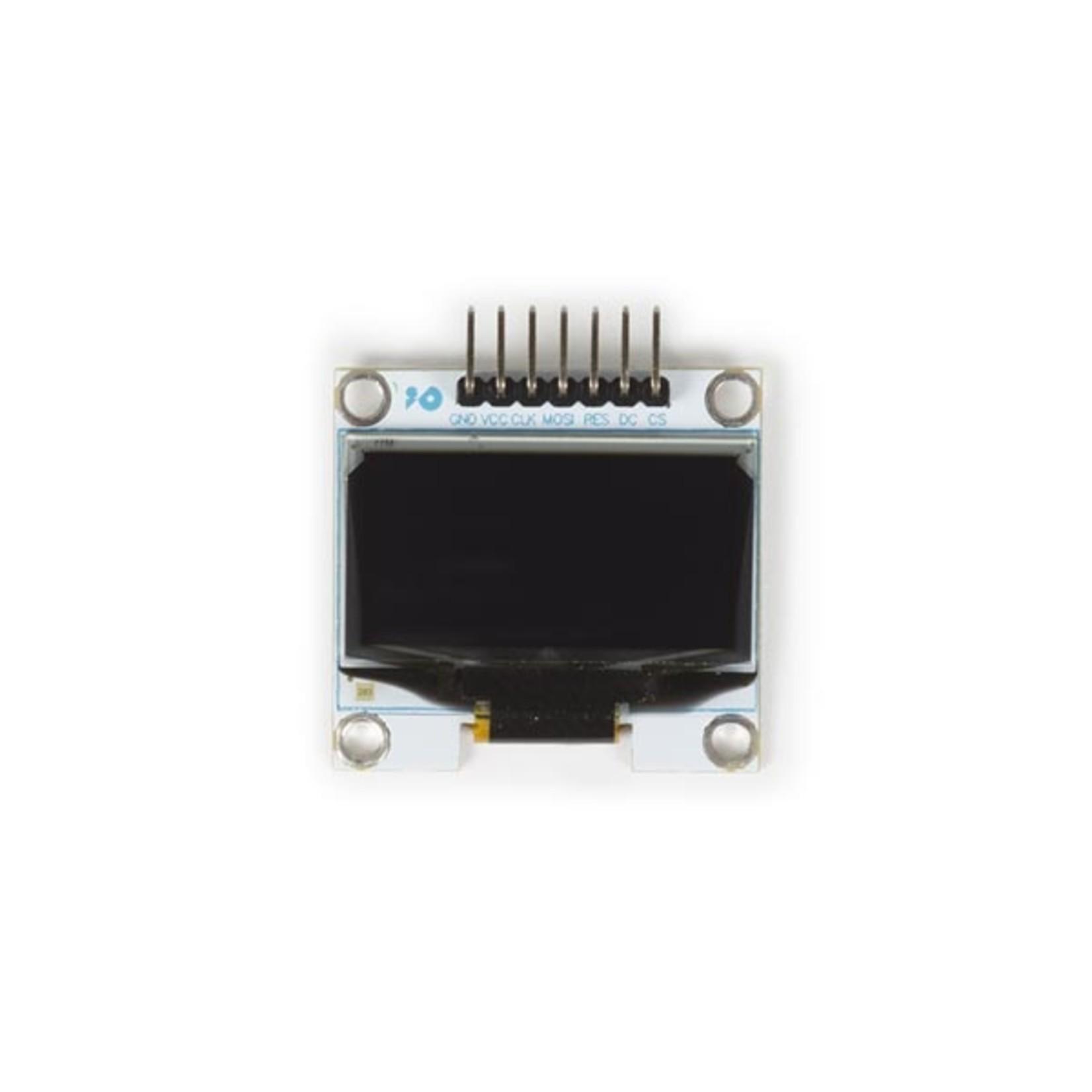 """Velleman écran OLED 1.3"""" pour Arduino® ( SH1106 driver SPI)"""