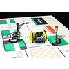Kitronik  :MOVE tapis suiveur de ligne et cartes d'activités - taille A1