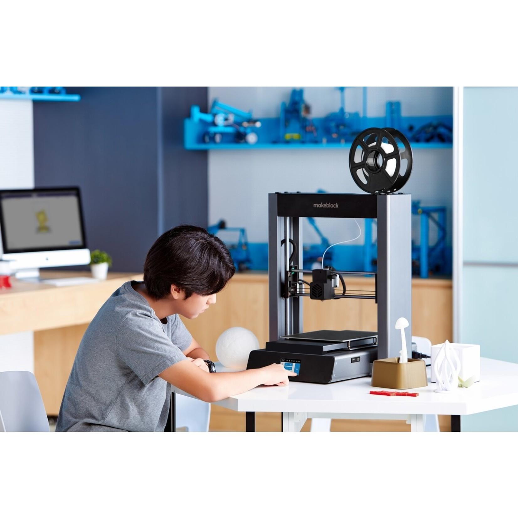 makeblock mCreate2.0 3D printer & laser graveerder  met behuizing