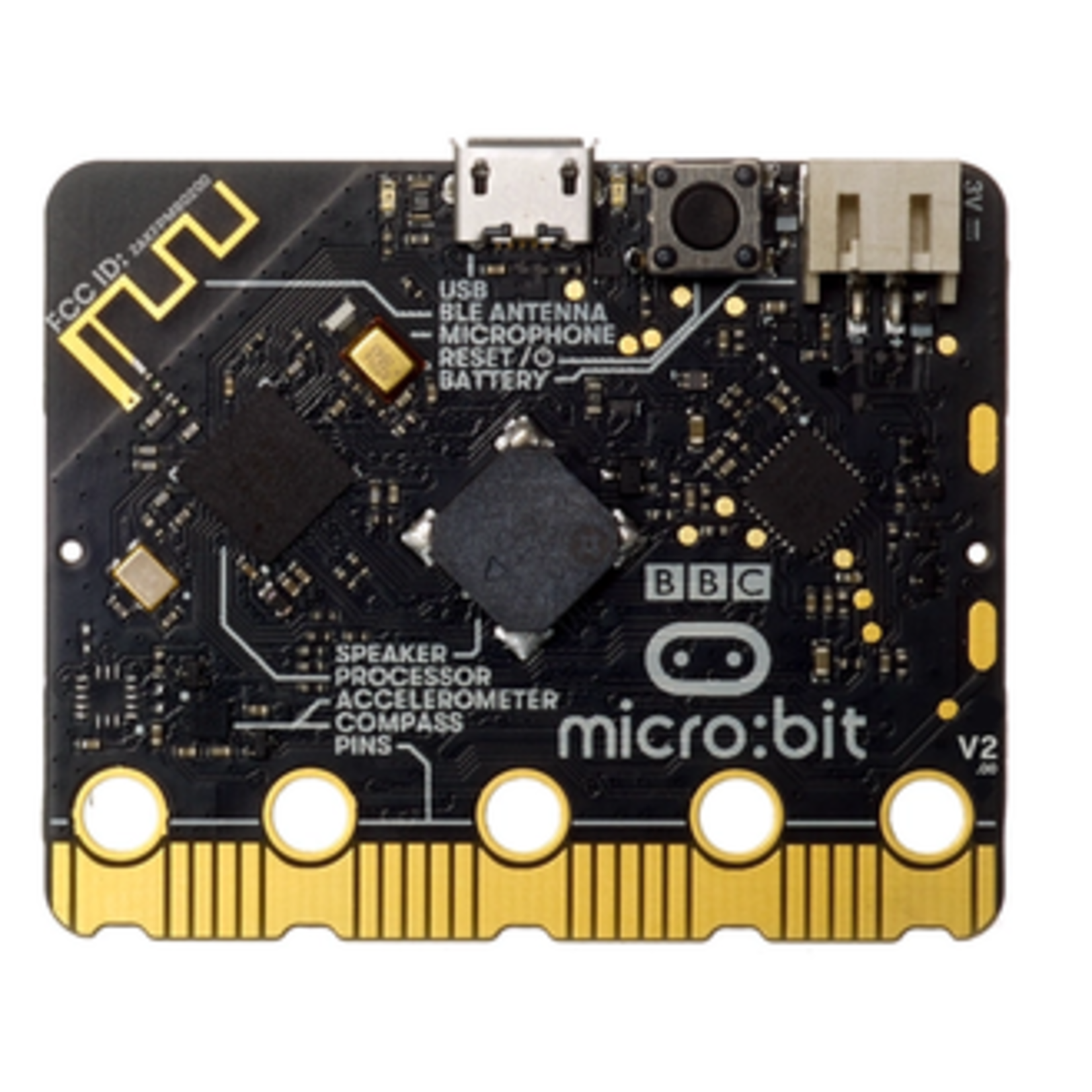 BBC micro:bit Micro:bit V2 Club 10 pack