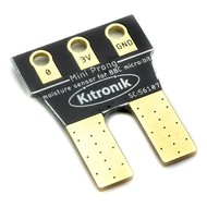 Kitronik 'Mini' Prong Soil Moisture Sensor for BBC micro:bit