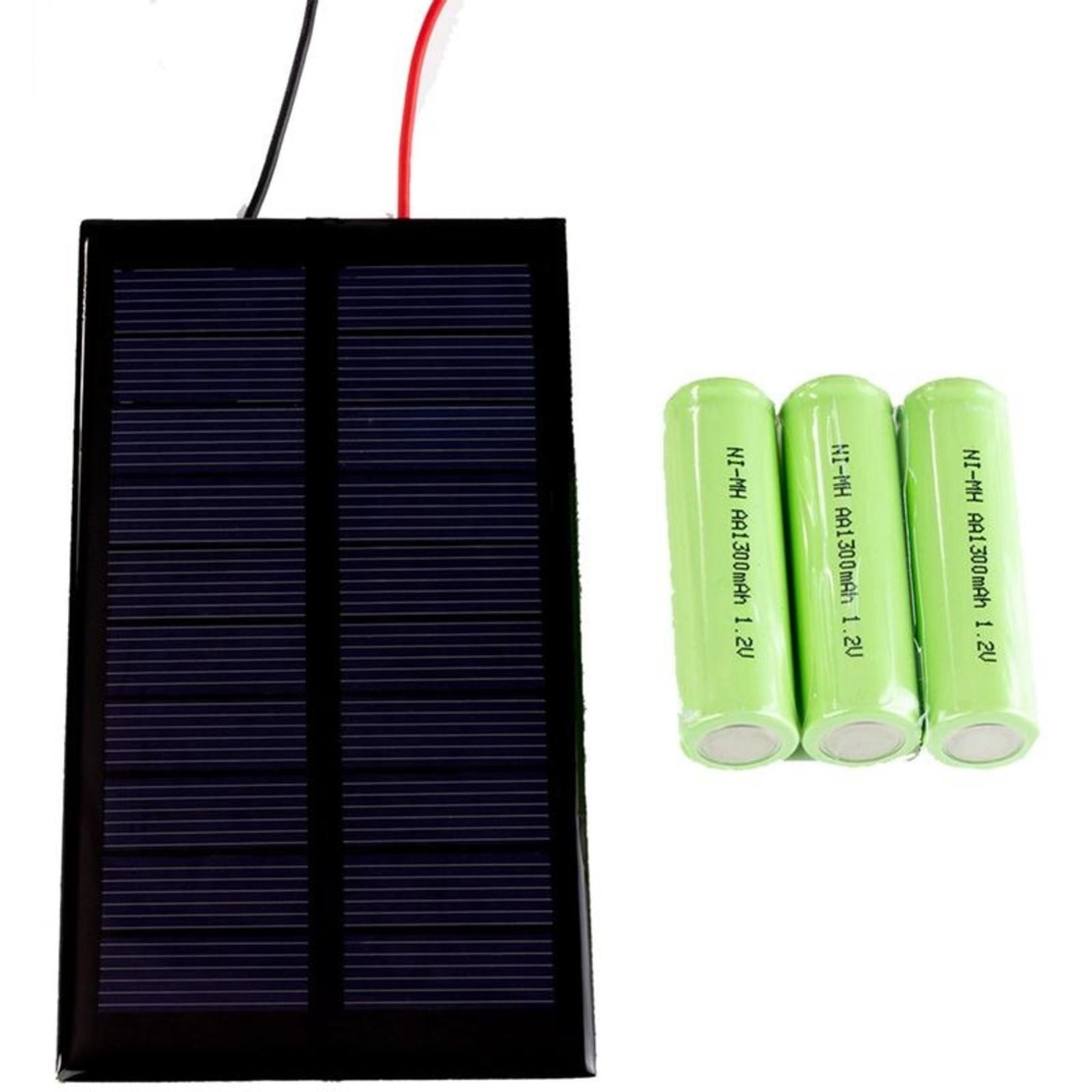 Kitronik Solar Cell kit for the Kitronik Environmental Control Board