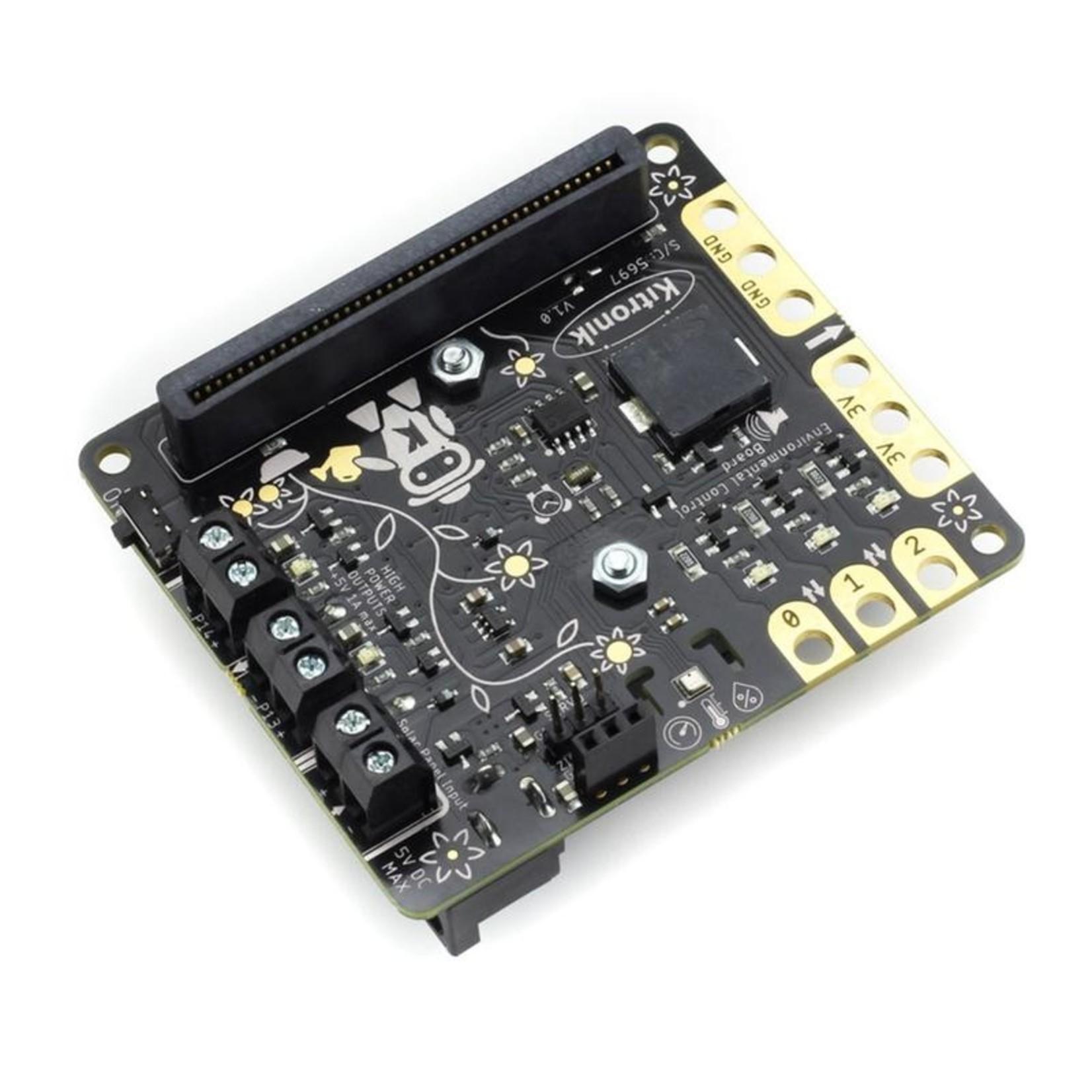 Kitronik Environmental Control Board for BBC micro:bit