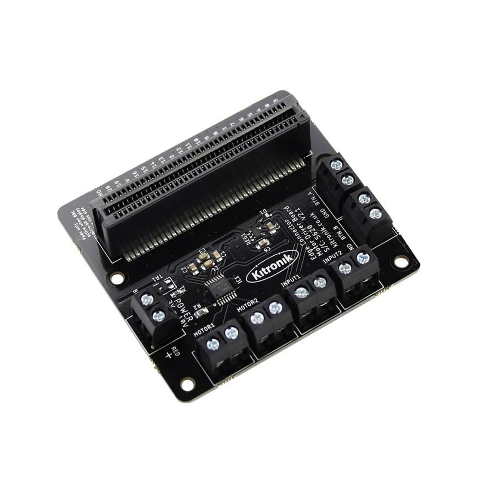 Kitronik Motor Driver Board V2 voor BBC micro:bit