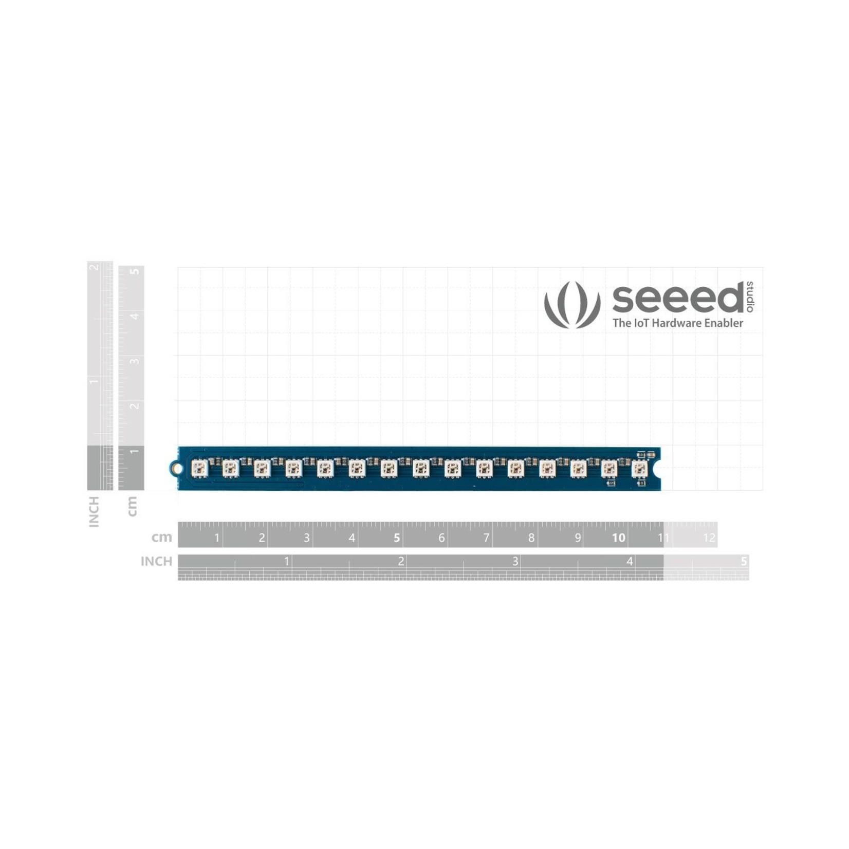 Seeed Grove - RGB LED Stick (15-WS2813 Mini)