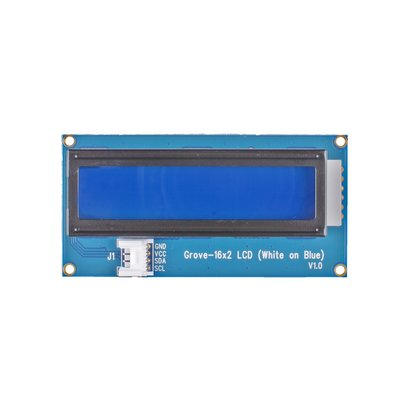 Seeed Grove - 16x2 LCD (White on Blue) I2C