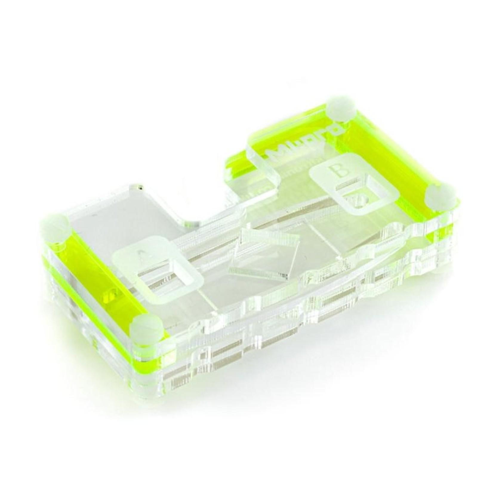 Kitronik MI:pro Protector Case for the BBC micro:bit V1 & V2 - Green