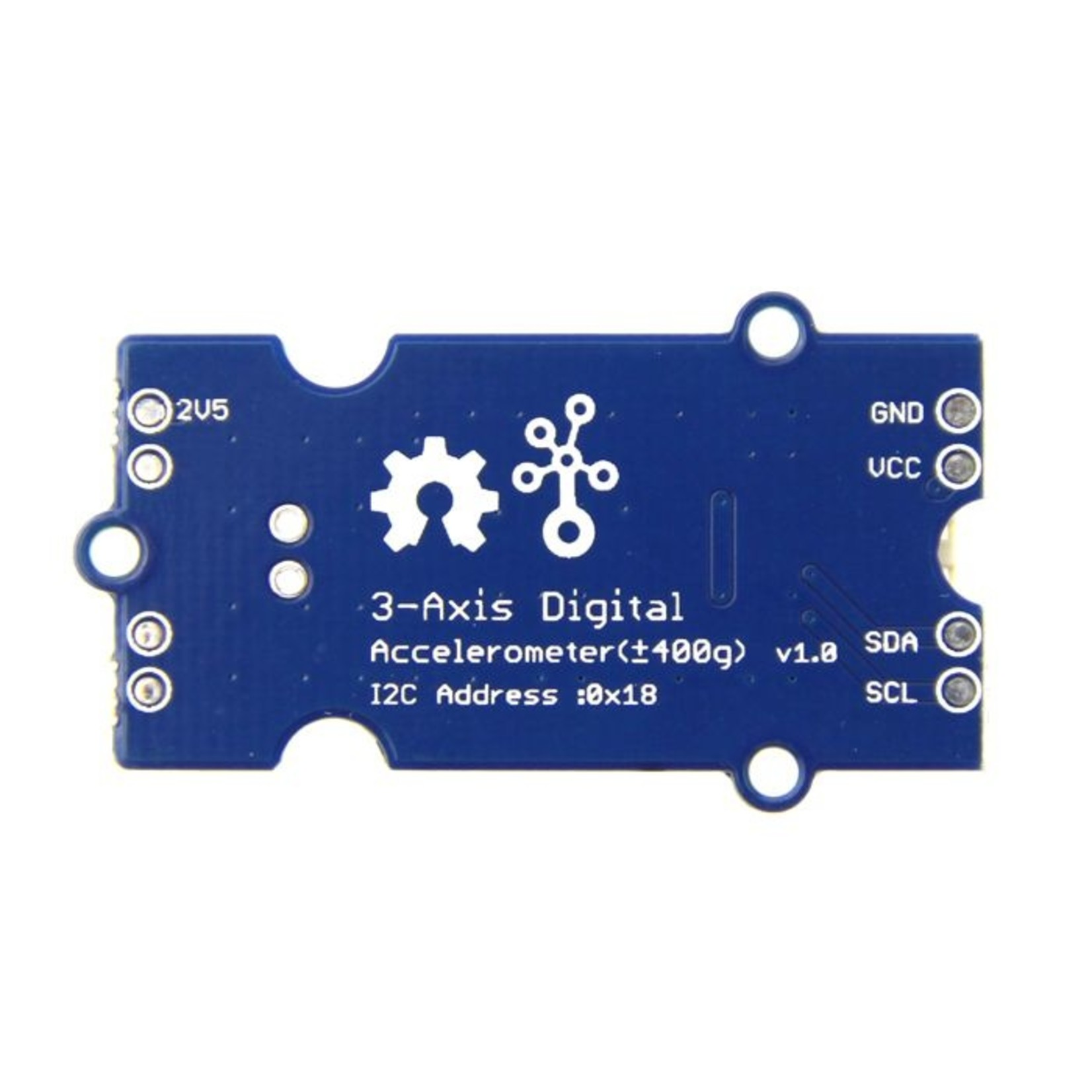 Seeed Grove - 3-Axis Digital Accelerometer(±400g)