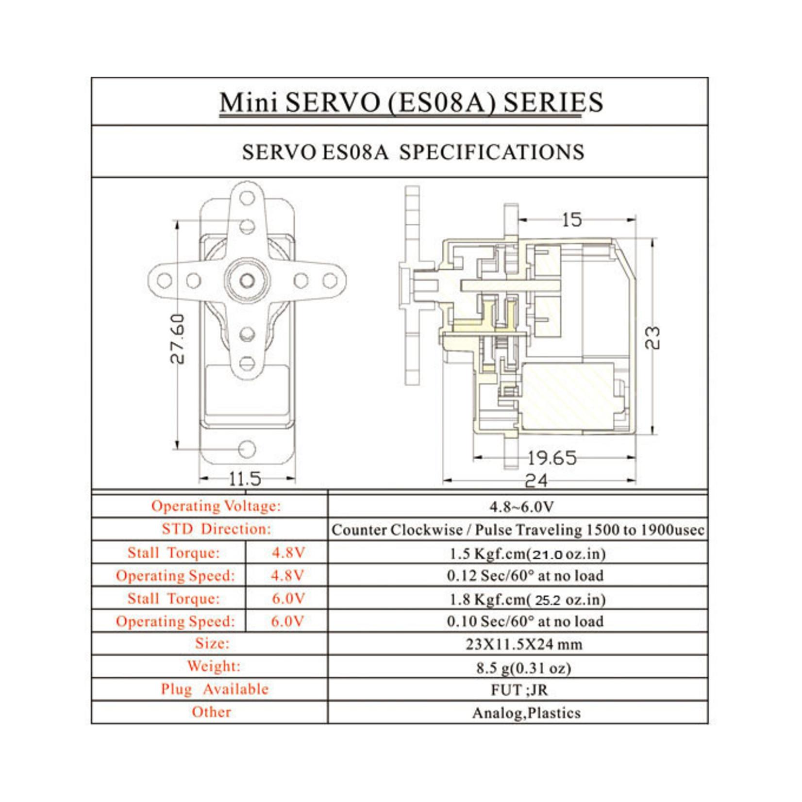 Seeed Grove - Servo