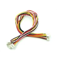Seeed Grove - Universal 4 Pin Buckled 30cm Cable (5 PCs Pack)