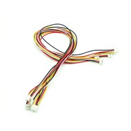 Seeed Grove - Universal 4 Pin Buckled 50cm Cable (5 PCs Pack)